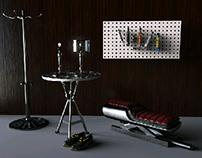 Motorcycle Furniture 2015