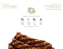 Nina & Alf Gold catalog