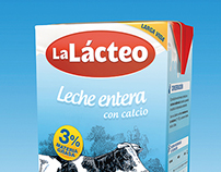 PACKAGING | La Lacteo