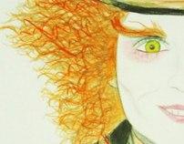 Desenhos Artísticos Coloridos