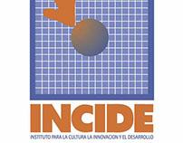 INCIDE (ONG) Desarrollo de Contenidos Tríptico