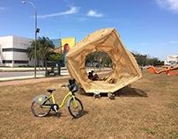 Pavilhão Tornado | Galeria Curto Circuito 2017