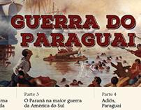 Especial Guerra do Paraguai