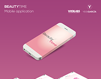 PROYECTO APP APPLICATION / BEAUTY TIME / WIGILABS