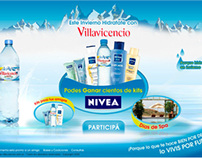 Villavicencio Promotional Website 2009