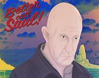 Mike - Better Call Saul FanArt (Breaking Bad)