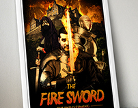 Poster - The Fire Sword