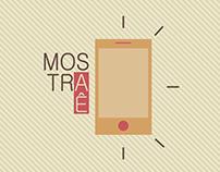 MOSTRAÊ - branding
