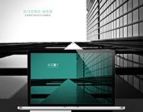 Diseño web arquitectura - arky