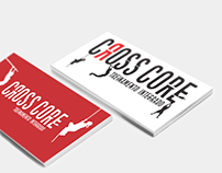 Logo e cartão CrossCore