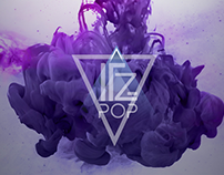 Identidade Visual - Blog Itz Pop