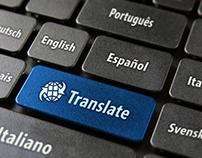 Tradução inglês-português e português-inglês