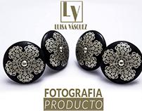 FOTOGRAFIA DE PRODUCTO - LUISA VASQUEZ .