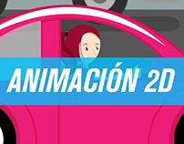 Animaciones 2D