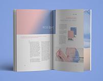 SCENDER MAGAZINE / REVISTA / Editorial