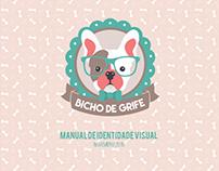 Manual de identidade Visual - Bicho de Grife (2015)