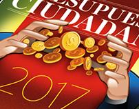 CONCEPTO DE PORTADA: PRESUPUESTO CIUDADANO