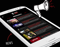 Cosquin Rock 2016 - Rock Festival Mobile App
