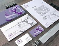 Logo e Identidade Visual Pilates Mariana Vasconcellos.