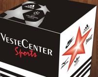 Veste Center Sports