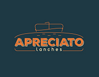 Logotype Apreciato lanches