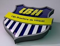 Logo 3D LBH