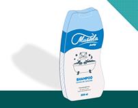 Redesign - Shampoo Mustela