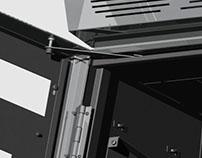 Diseño Máquina Tragamoneda para Casinos