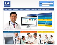 SM Software Médico (Diseño Web)