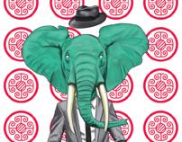 Elefante Elegante
