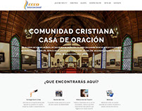 Página Web Para Ministerio Cristiano - Venezuela