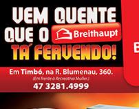 Vem Quente que o Breithaupt tá Fervendo!