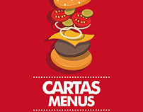 Cartas / Menus