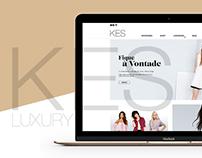 KES Luxury - Ecommerce