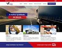 Layout PSD & HTML/CSS | VitóriaLog