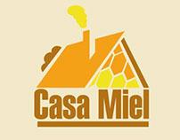 Logo Casa Miel