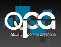 QPA - Diseño de Logo