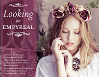 Fotografía Editorial - Looking for Empyreal