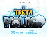 "The Art of ""A Treta dos Irmãos Piologo"""
