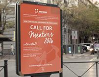 Mentoring International - Call For Mentors 2016