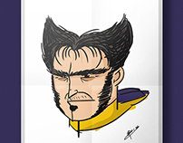 Wolverine by Sancho