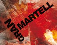 Arte Disco - Gran Martell / Un Volcán (Lados B)
