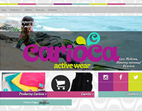 Carioca Active Wear (Shopping Cart)