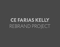 CE Farias Kelly - Rebrand Project