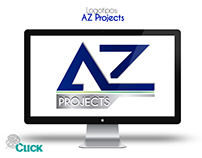 Logotipo AZ Projects