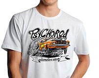 Ilustração para camisetas