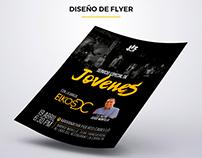 Diseño de Flyer para ElkosDC