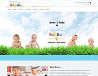 Website | Estação Kids