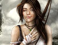 Reborn Lara Croft