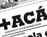 +ACÁ Newspaper